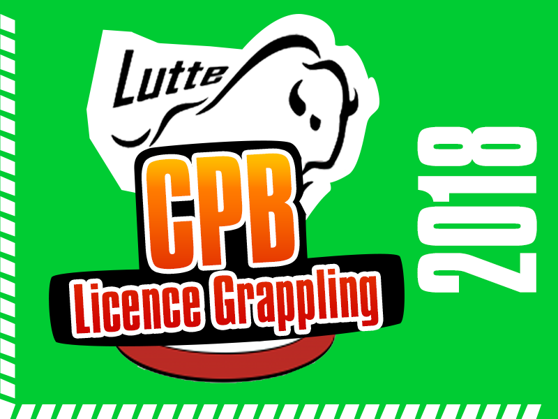 Carte adhérent Licence grappling